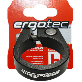 Humpert Ergotec SCI-105 Seat Clamp Ø31,8mm With Hexagon SCRew black